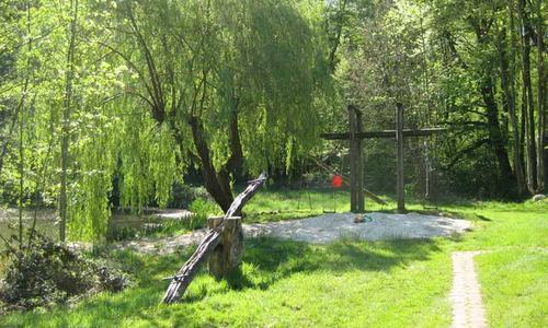 Paradies für Kinder - Campingplatz zum Heussen