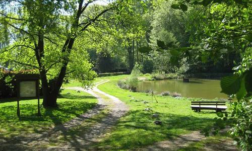 Ruhe und Erholung - Campingplatz zum Heussen